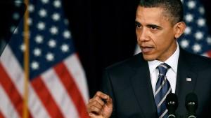 Obama will vier Billionen Dollar einsparen