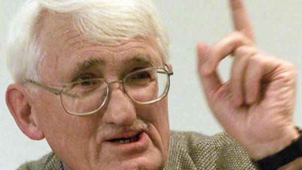 Habermas Zeigefinger