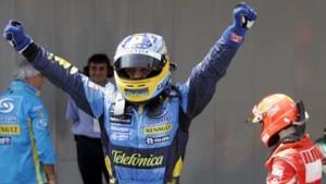 Alonso besteht die spanische Geduldsprobe