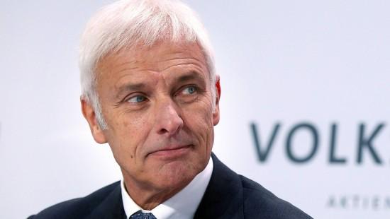 VW setzt auf Elektromobilität