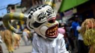 Karneval in Haiti