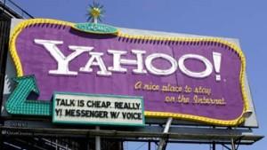 Yahoo baut um