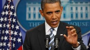 Obama stellt Ultimatum