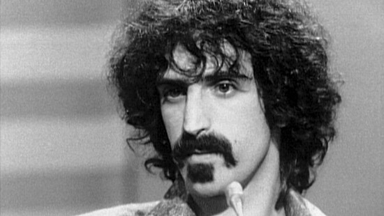 """""""Frank Zappa – Eat That Question"""""""
