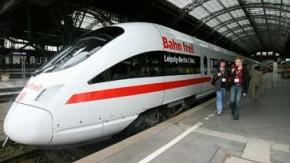 ICE-Verbindung Leipzig-Berlin in einer Stunde