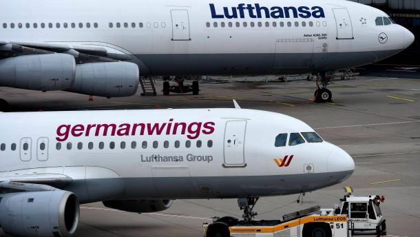 """Lufthansa-Chef: """"Unglücksmaschine war ohne Mängel"""""""
