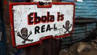 Kampf gegen Ebola feiert erstes Jubiläum