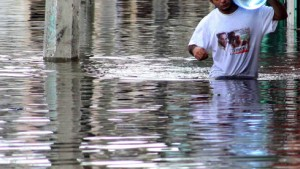 Chaos im Katastrophengebiet von Tabasco