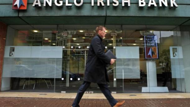 Anglo Irish Bank wird aufgespalten