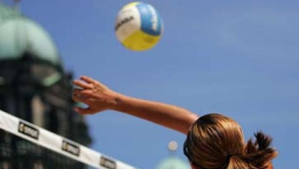 Beachvolleyballer drohen mit Streik
