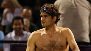 Federers Durststrecke