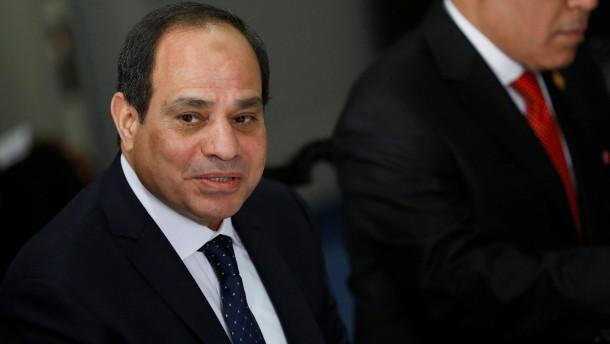 Ausnahmezustand in Ägypten angekündigt