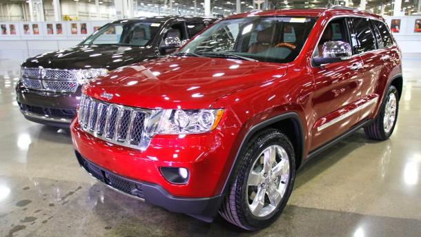 Chrysler ist jetzt hundertprozentig Fiat