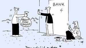 Die Ablösung von Hypotheken ist ein Trauerspiel
