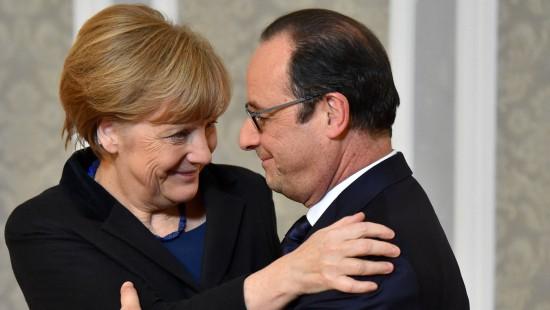 """Merkel: """"Einigung ist Hoffnungsschimmer"""""""