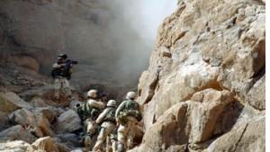 Wieder Gefechte in Afghanistan