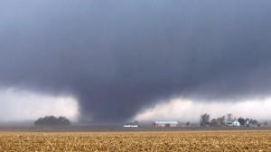 Dutzende Tornados wüten im Mittleren Westen