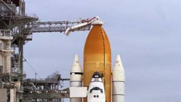 Nasa plant Shuttle-Start für das nächste Frühjahr