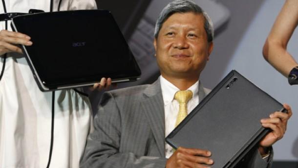 Acer übernimmt Rivalen Gateway