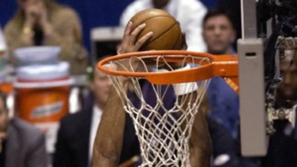 """""""Slam Duncan"""" im Quotentief"""