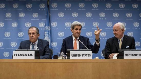 Syrien-Resolution verabschiedet
