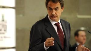 Zapatero bildet Regierung um