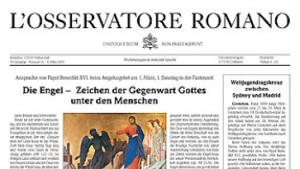 Vatikanzeitung lobt islamische Finanzregeln