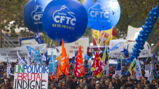 Zweifel an Frankreichs erstklassiger Bonität
