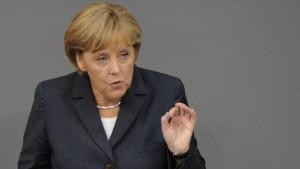 """Berlin verwahrt sich gegen """"Vorverurteilungen"""""""