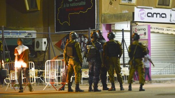 Zahlreiche Tote bei Anschlag in Burkina Faso
