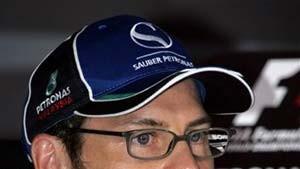 Passagier Villeneuve, Steuermann Ralf Schumacher