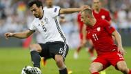Deutschland und Polen trennen sich 0:0