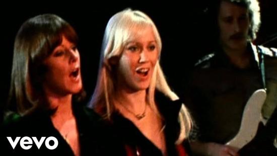 """Dancing Queen"" von ABBA"