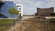 Das Areal der Großmarkthalle wird Sitz der EZB