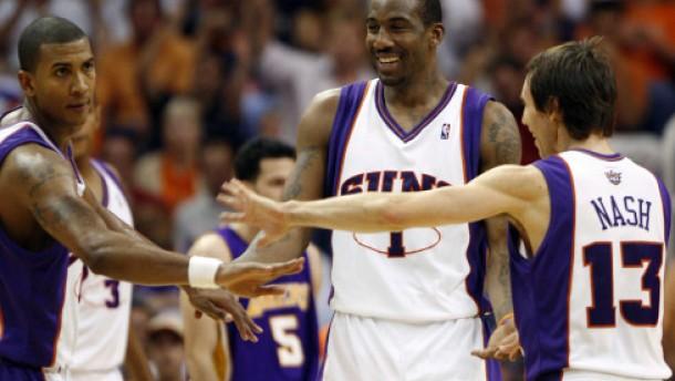 Suns gegen Spurs