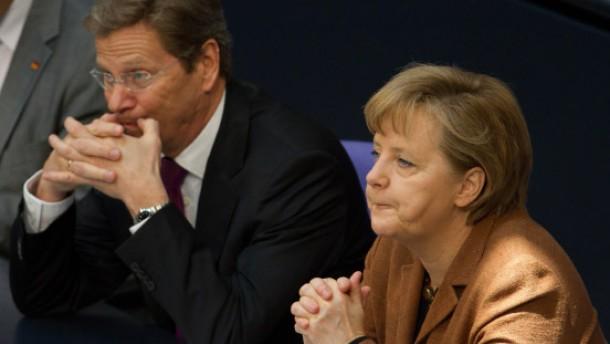Union und FDP zittern vor den Wahlen