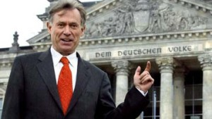 Die Arbeitsagentur macht sich im Bundestag breit