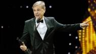 Christoph Waltz erhält Europäischen Filmpreis