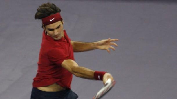 Halbfinale komplett: Federer gegen Nadal