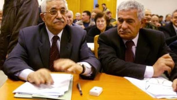 Erste Festnahmen von Extremisten unter Abbas