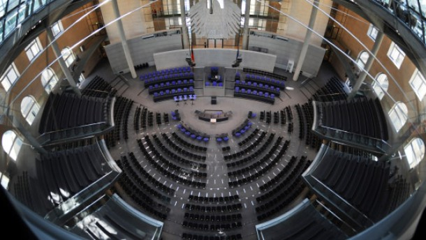 Grummeln in der Bundesversammlung