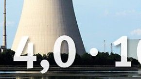 Top 1 Quer / Kernkraftwerk / Isar 2