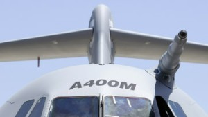A400M kann durchstarten