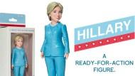 Hillary Clinton erhält eigene Actionfigur