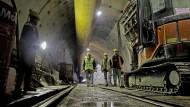 2013 öffnete der erste Tunnel unter dem Bosporus