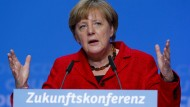 Merkel hält an Asylpolitik fest