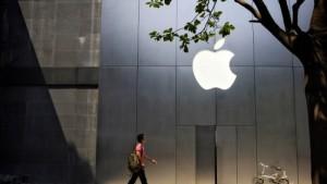 Apple enttäuscht mit Prognosen - Kurs bricht ein
