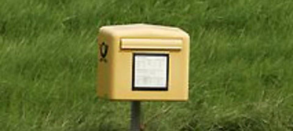 Steuerprivileg Der Post Blauer Brief Aus Brüssel An Die