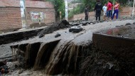 Ausnahmezustand nach heftigen Regenfällen