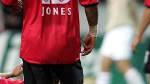 Frankfurter Jones für drei Spiele gesperrt